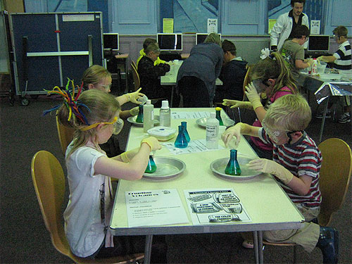 Science Workshop - May 2011